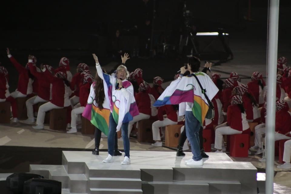 Pelo D'Ambrosio deslumbró en los Juegos Panamericanos Lima 2019