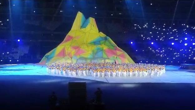 Así empezó la ceremonia de inauguración de los Juegos Panamericanos Lima 2019