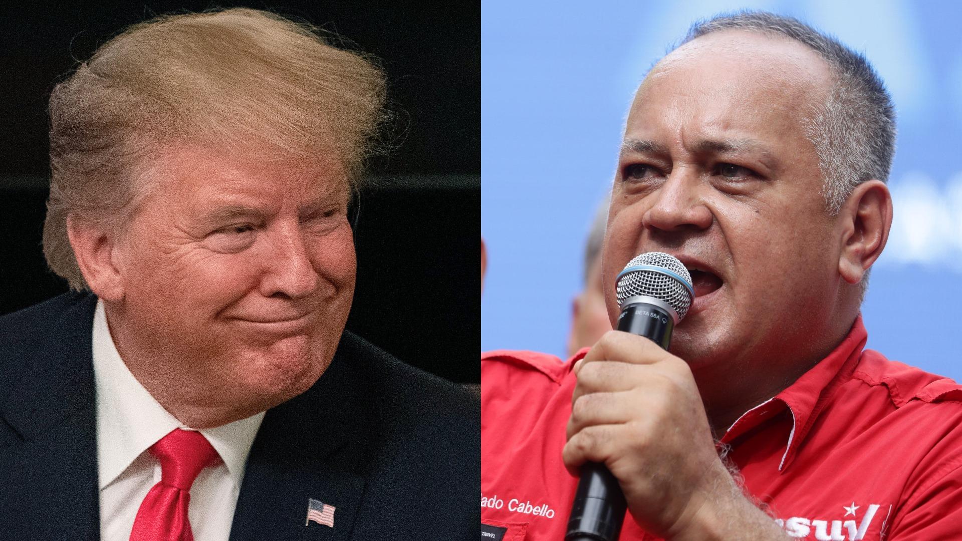 El considerado número dos del chavismo, Diosdado Cabello, alertó que es
