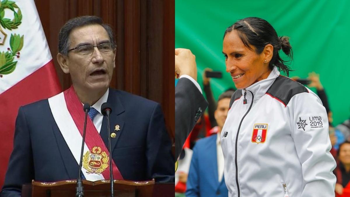 Martín Vizcarra habló sobre el desarrollo de los Juegos Panamericanos 2019.