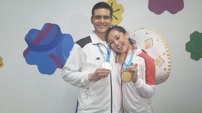 Hugo del Castillo y Ana Zulema Ibáñez