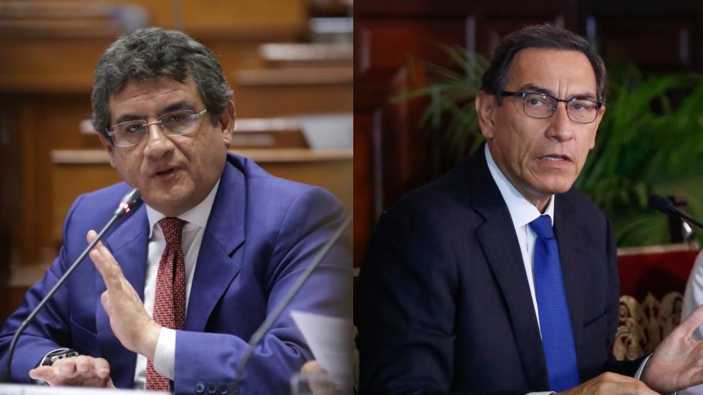 Juan Sheput considera que Martín Vizcarra actúa de manera irreflexiva y radical.