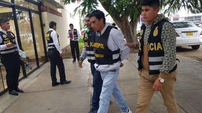 Ronald Vera confesó su crimen a la Policía, afirmó el general PNP Oscar Gonzales.