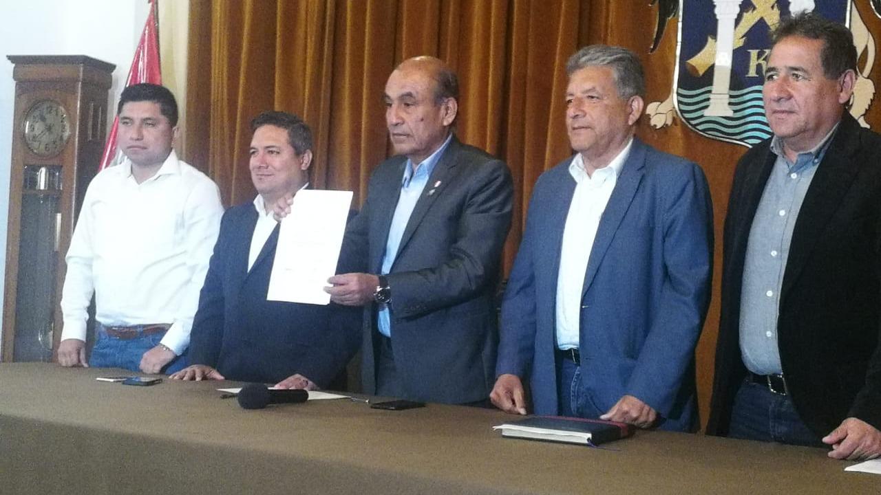 Los alcaldes de los distritos de Trujillo, El Porvenir, Florencia de Mora, Moche y La Esperanza apoyan la medida planteada por el presidente Vizcarra.