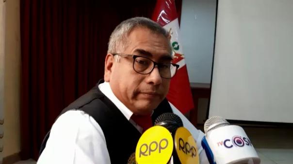 El jefe de la Divincri en Trujillo, coronel Jorge Gonzales, recomendó a la ciudadanía al tener mayor cuidado al abordar un taxi.
