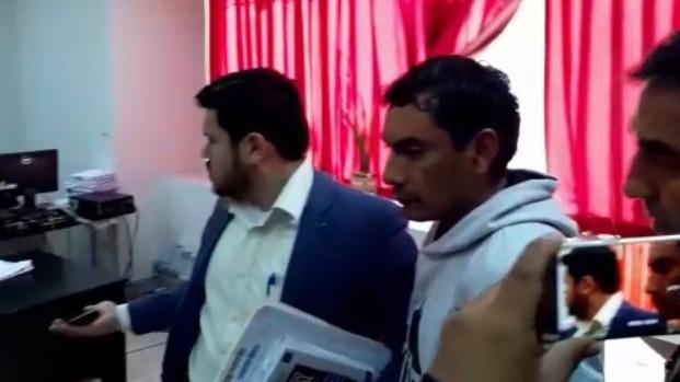 Ronald Vera confesó al Ministerio Público haber degollado a la joven Karina Copia.