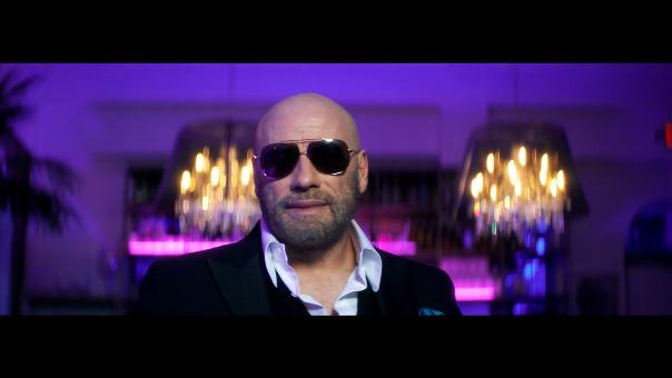 John Travolta protagoniza el videovlip