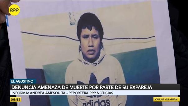 La víctima denuncia que Moisés Valda y su actual pareja, Tania Manrique, intentaron asesinarla.