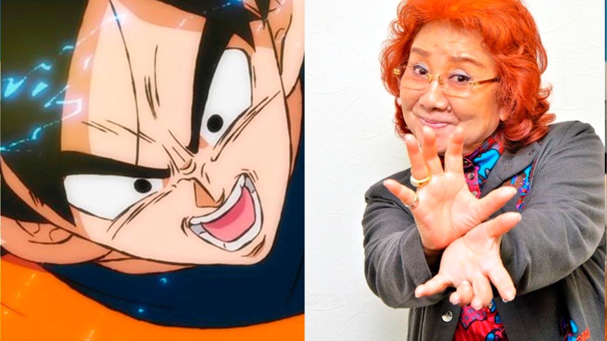Masako Nozawa no tiene intención de dejar el papel de Son Gokú.