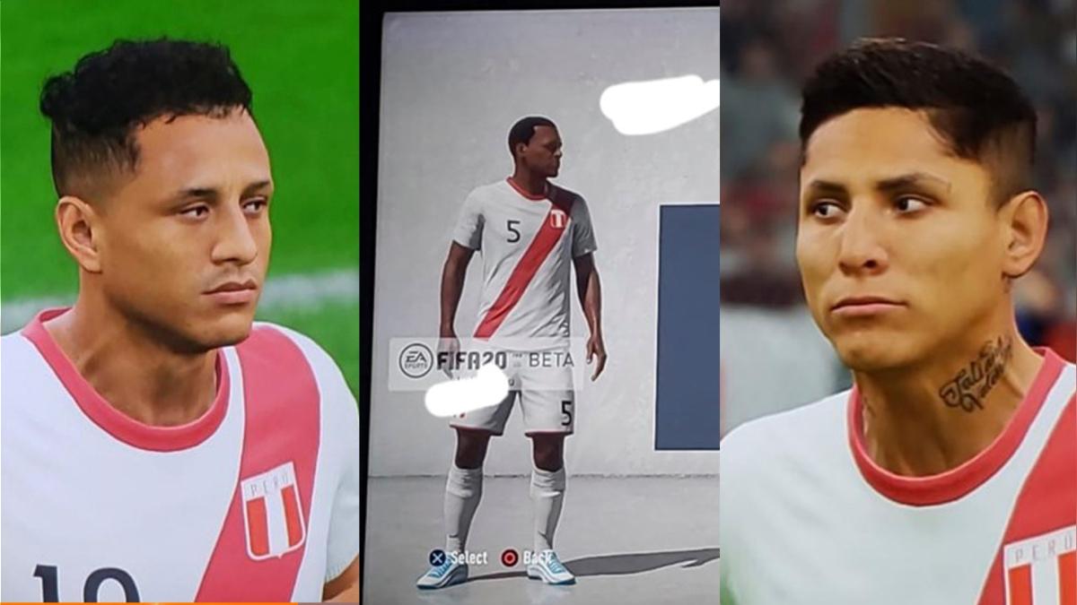 Supuesta filtración muestra las apariencia de la selección peruana de fútbol. Sin embargo, Guerrero está ausente.