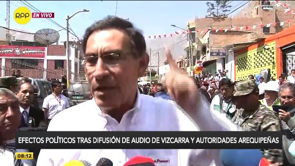 Martín Román, congresista de Acción Popular, calificó el accionar del Gobierno como una