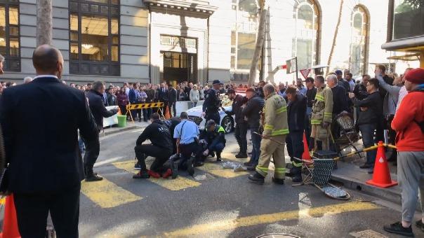 El atacante con cuchillo mató a una mujer e hirió a otra en Sídney.