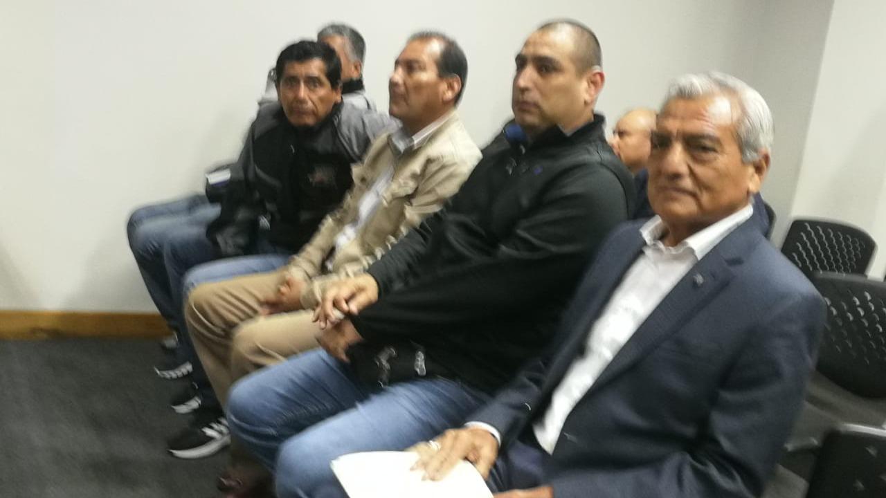 Elidio Espinoza y otros nueve policías son acusados de los delitos de secuestro agravado, homicidio calificado y abuso de autoridad.