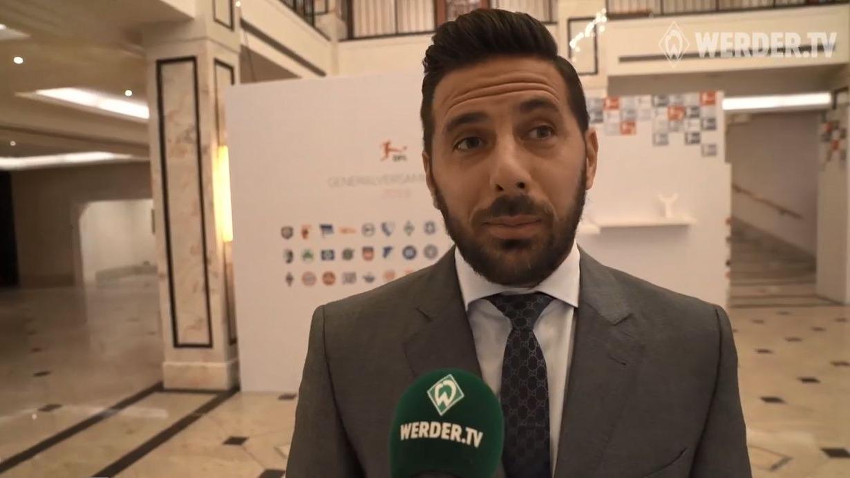 Claudio Pizarro sigue siendo reconocido en Alemania