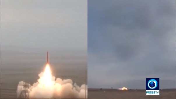 Irán, en los últimos años, ha desarrollado un poderosa industria militar.
