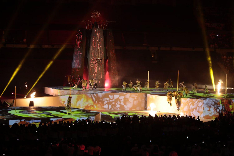 Inauguracion de los Juegos ParaPanamericanos: hora, canal de tv