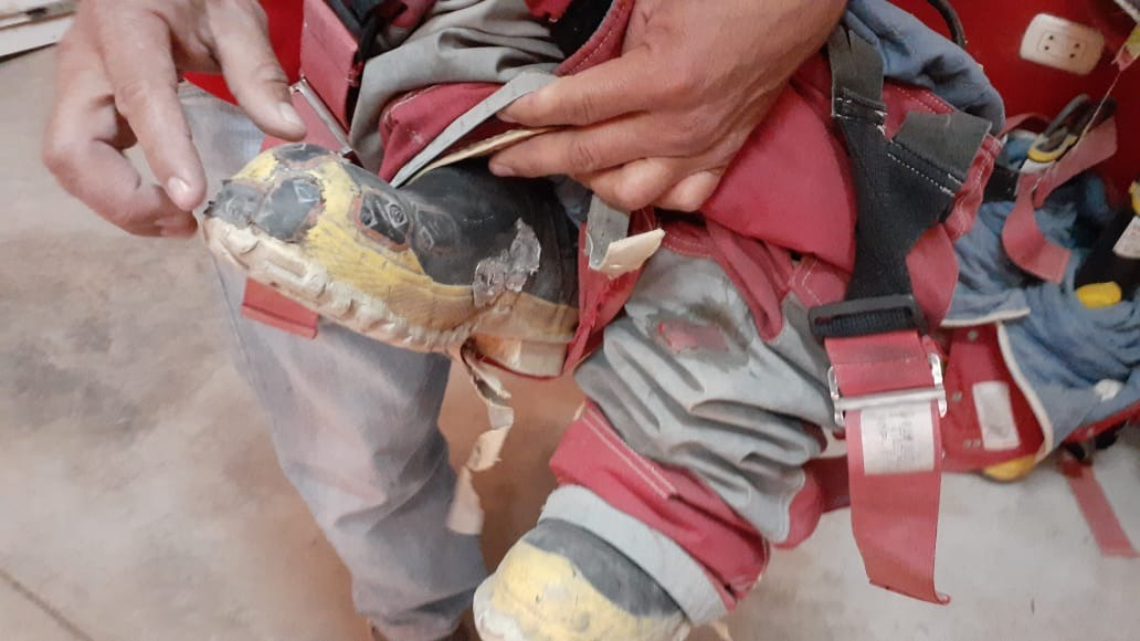 Bomberos muestran la cruda realidad en la que atienden emergencias.