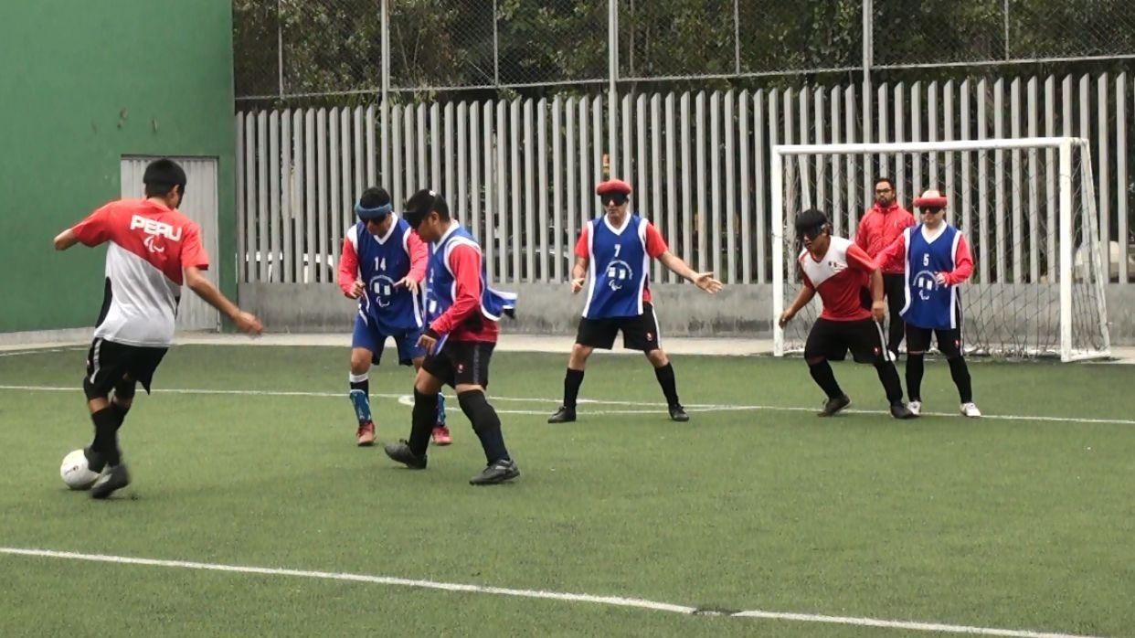 Selección Peruana de Fútbol 5