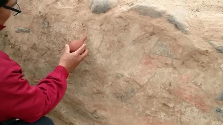 Los hallazgos datan entre los años 1200 y 1450 después de Cristo.