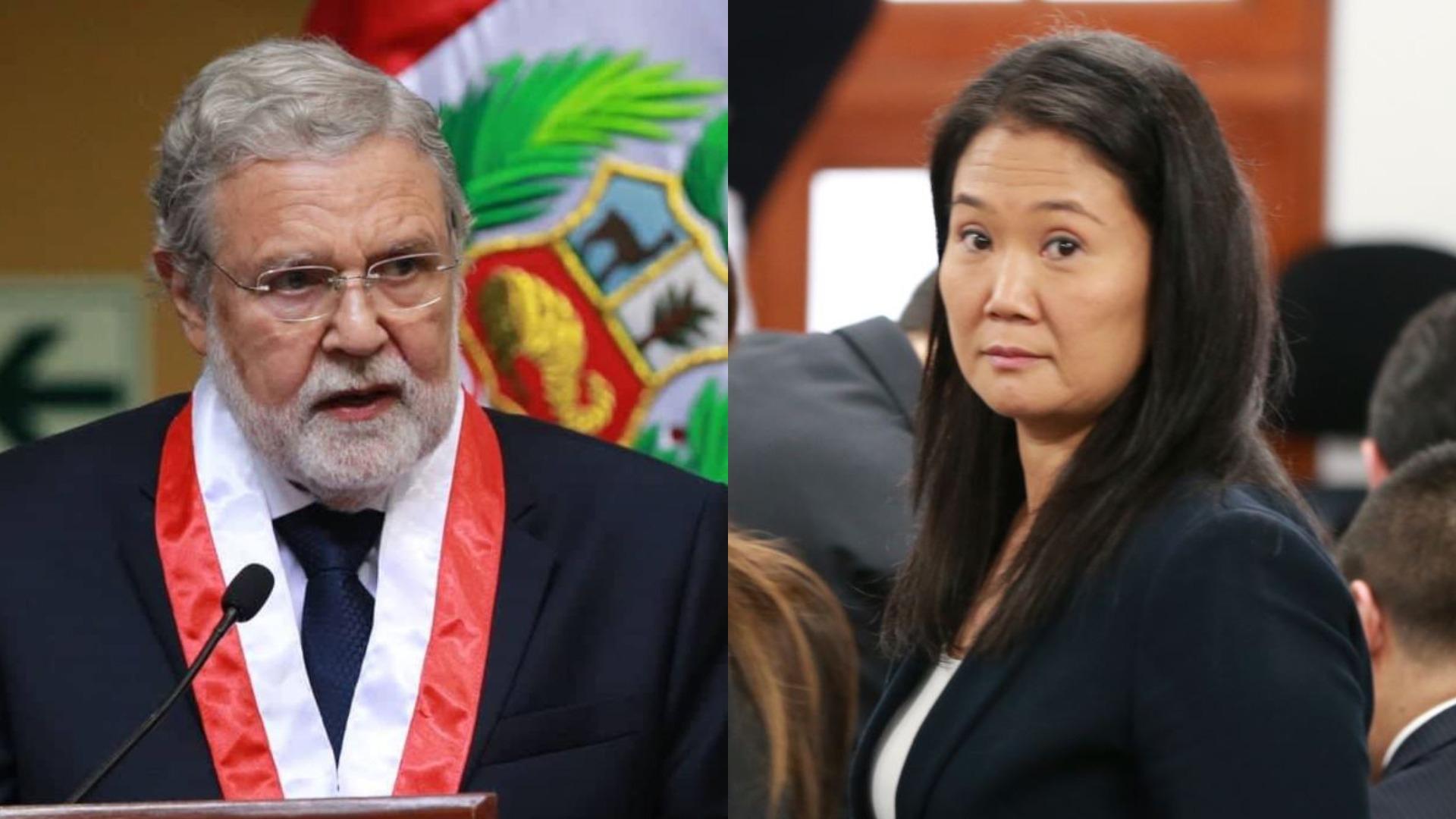 Ernesto Blume -Keiko Fujimori