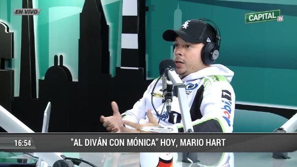 Mario Hart y su dura crítica a Nicola Porcella:
