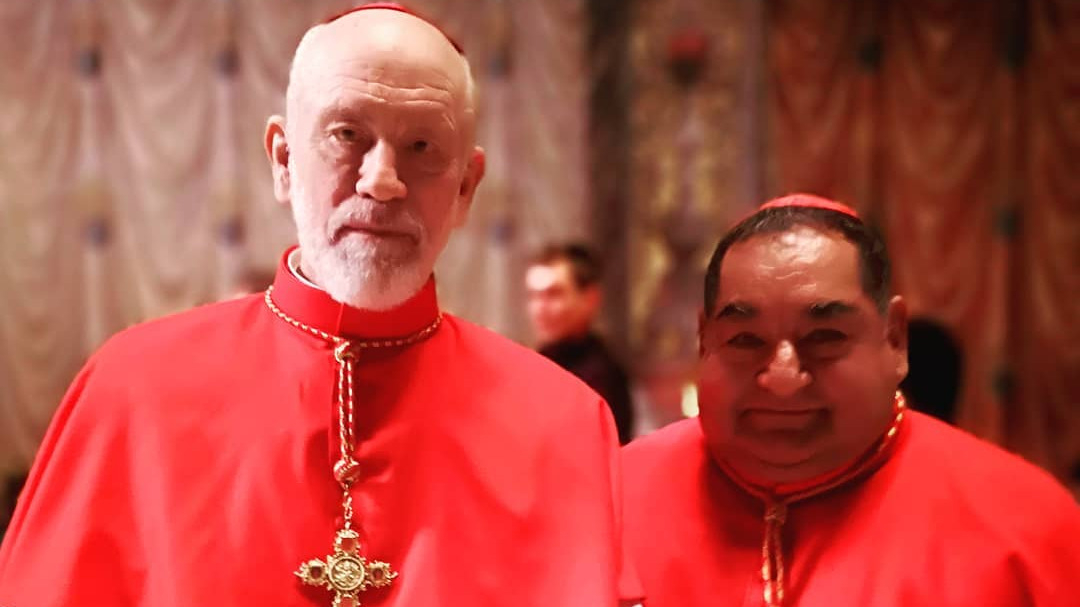 El actor peruano Ramón García se luce en el tráiler de la serie de HBO,