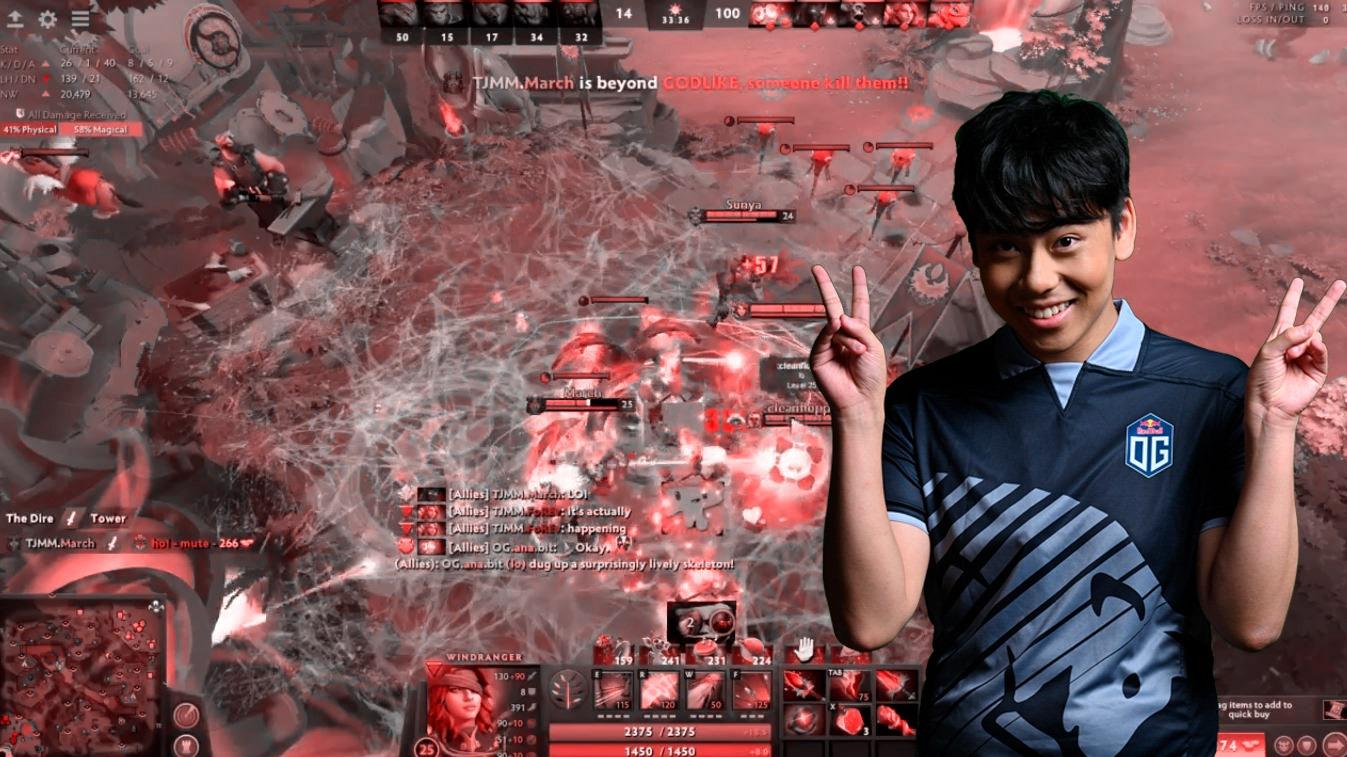 Todo fue transmitido por el jugador profesional coreano 'FoREv'.
