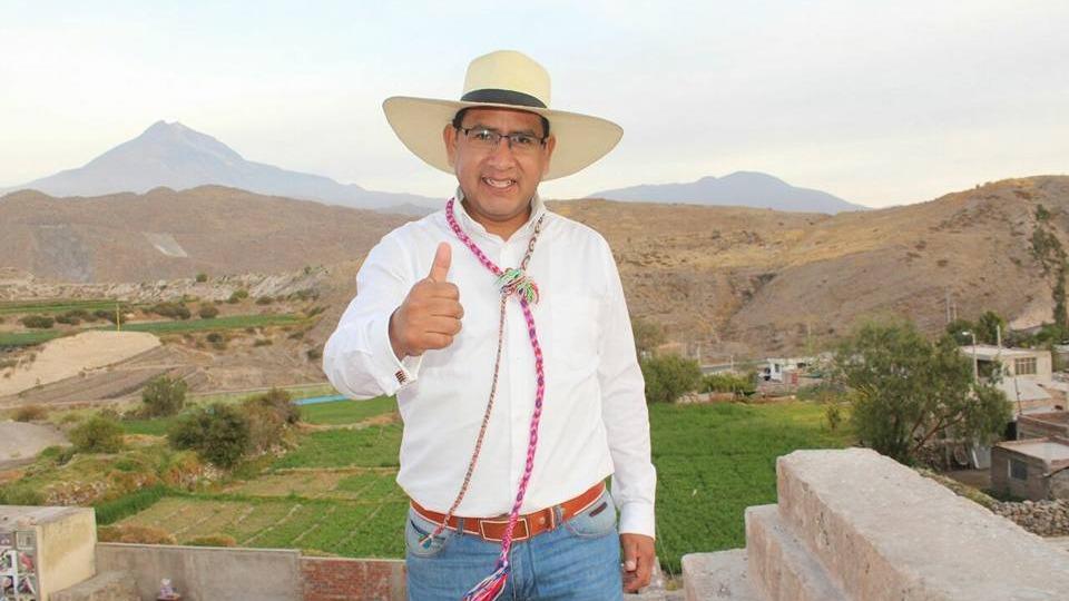Fiscal, Ingrid Álvarez, decidió dejar en libertad a Hugo Mendoza, acusado de agresión por su conviviente.