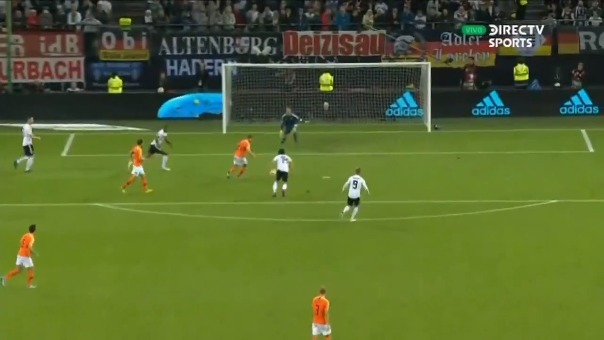 Frenkie de Jong marcó su primer gol con la Selección de Holanda