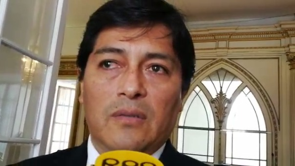 Constantino Vila habló para RPP Noticias.