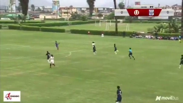 Gol de Sabrina Ramírez