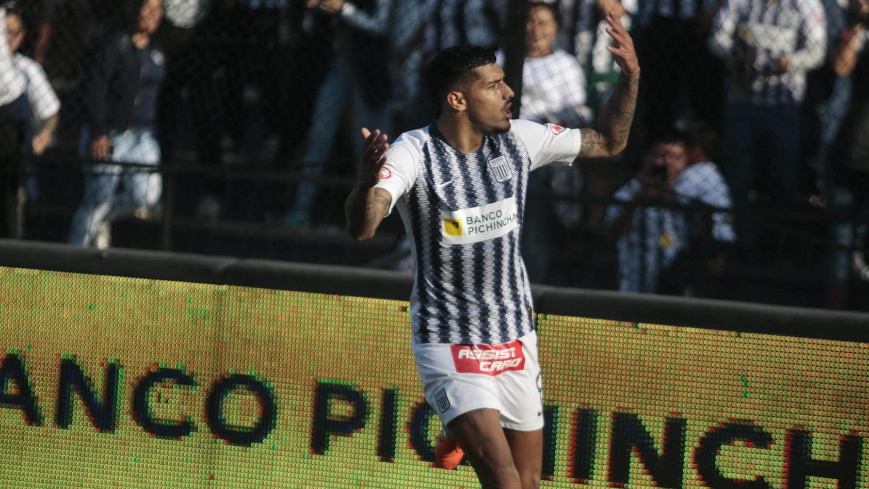 Adrián Balboa anotó el 1-0 de Alianza Lima sobre Ayacucho por la Liga 1
