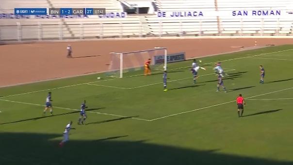 Segundo gol Donald Millán