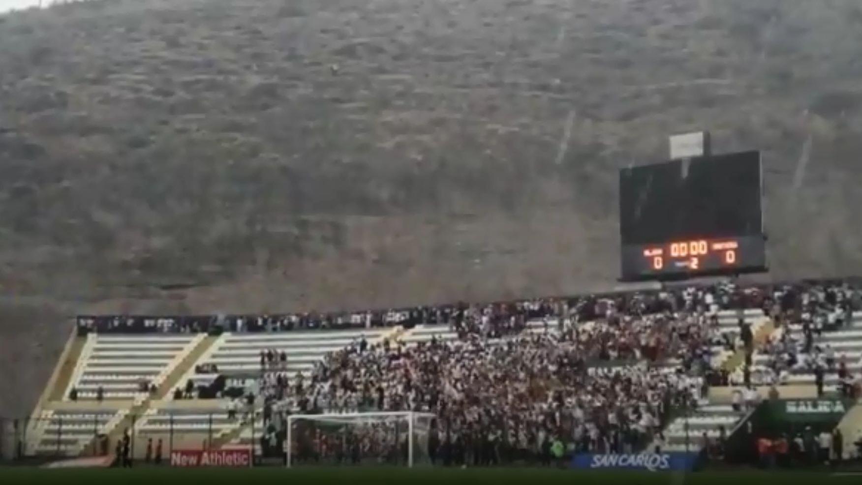 Universitario de Deportes ganó 1-0 a Alianza Universidad con gol de Alejandro Hohberg.