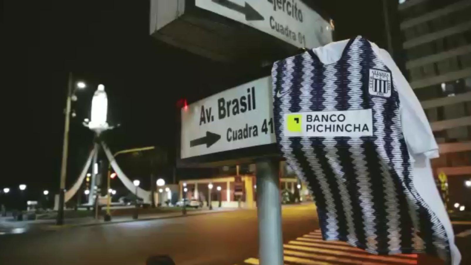 Sponsor de Alianza Lima publicó video tras Perú vs. Brasil.