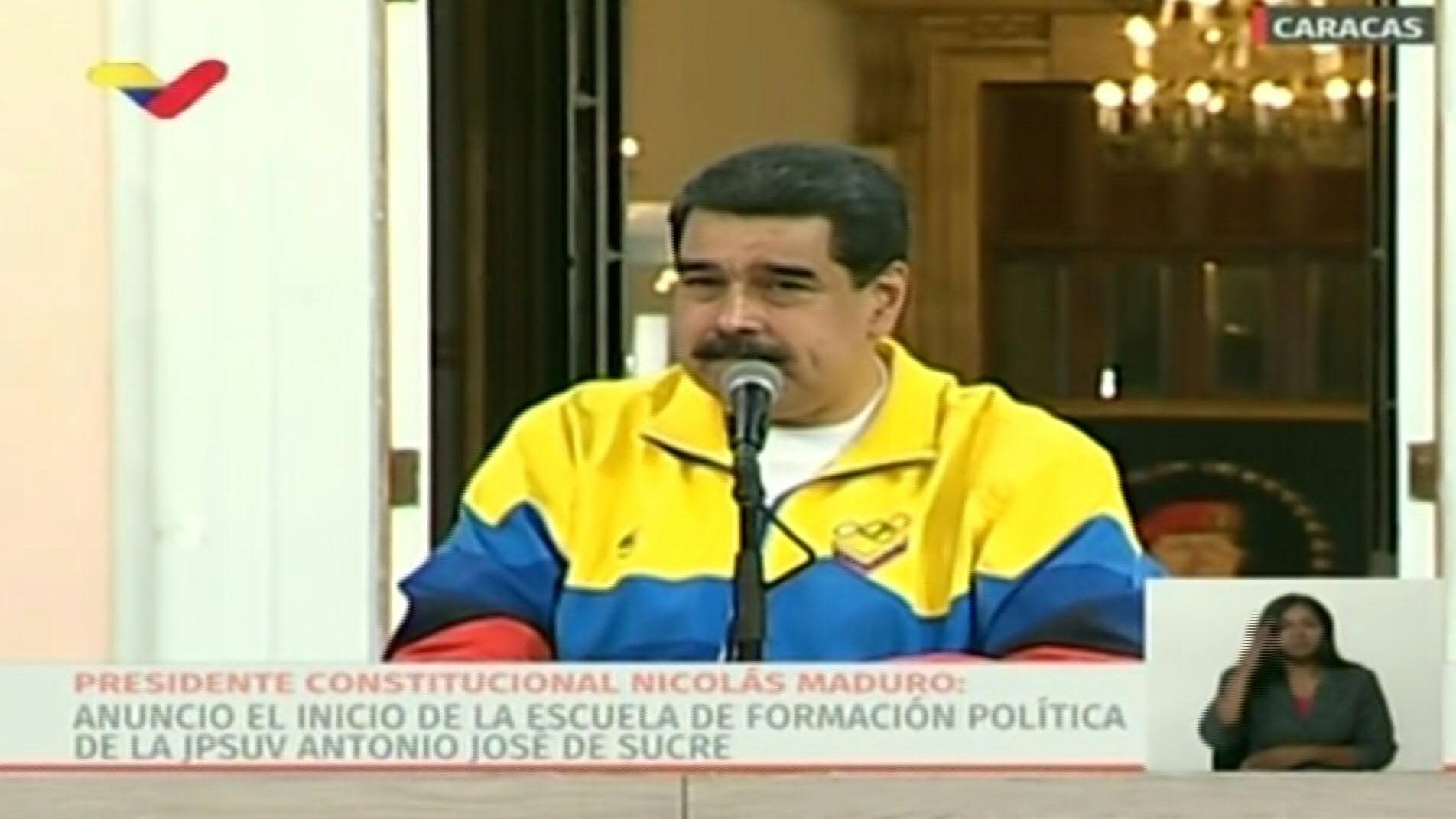 Nicolás Maduro se ausentará de Asamblea General de la ONU