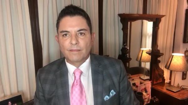 Ernesto Laguardia invita al público peruano a ir a ver