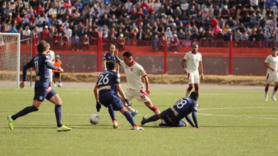 Alianza Lima  1-1 UTC por la fecha 7 del Torneo Clausura