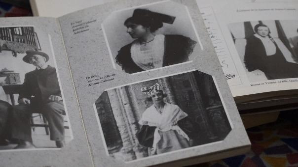 Investigadores rusos afirmaron que la historia de Jeanne Calment era un