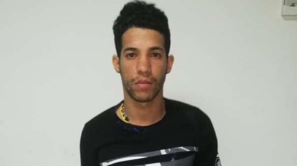 Abraham Alberto Perozo Borjas, implicado en el crimen en SMP.
