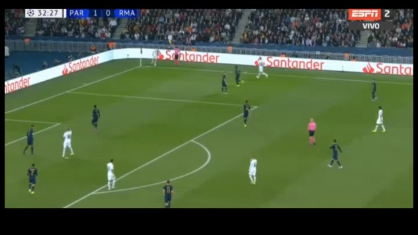 Así fue el segundo gol del 'Fideo' Di María.