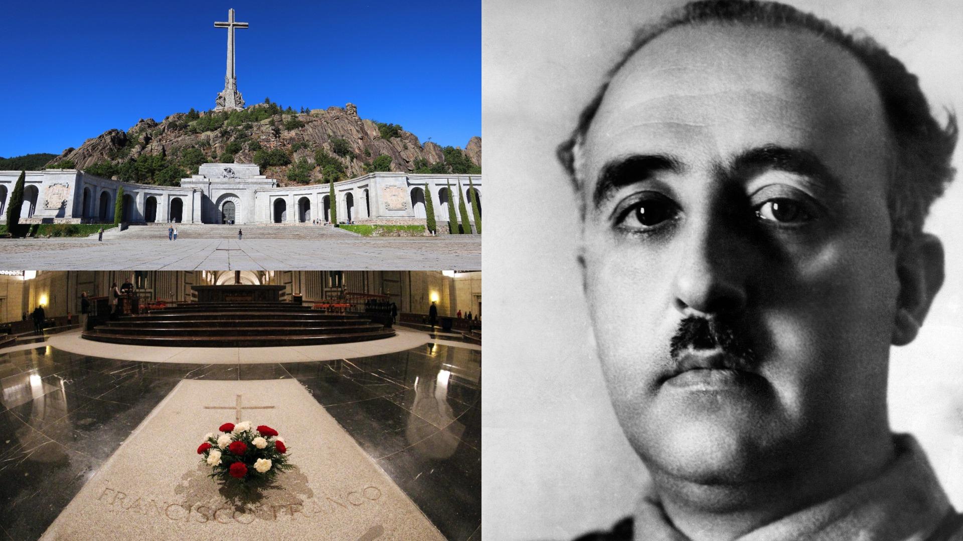 Tribunal Supremo avala exhumar a Francisco Franco