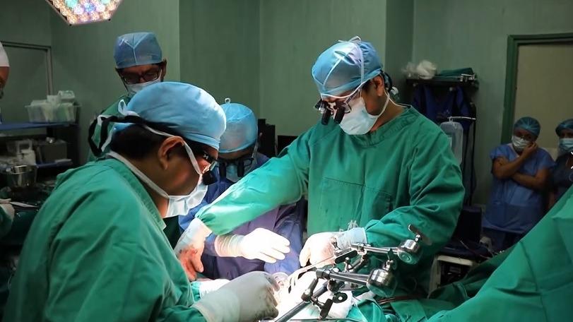 Luego de dos años de tratamiento, se salvó gracias a un trasplante de riñón.