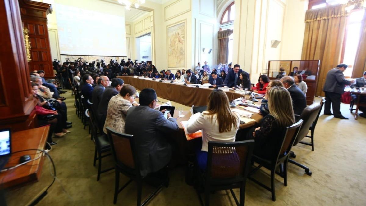 La Comisión de Constitución archivó la propuesta del Poder Ejecutivo.
