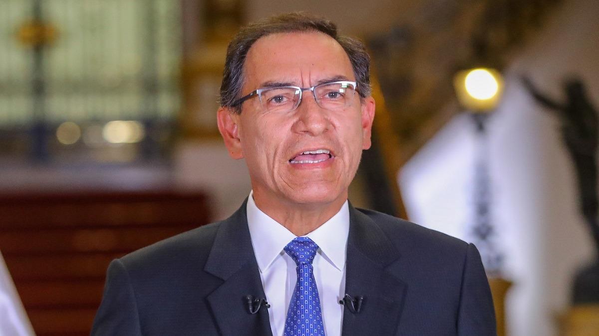 El presidente Vizcarra se reunió esta mañana con el Consejo de Ministros.