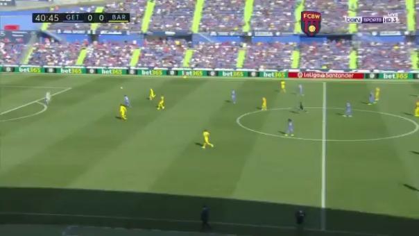 Barcelona y el gol de Luis Suárez.