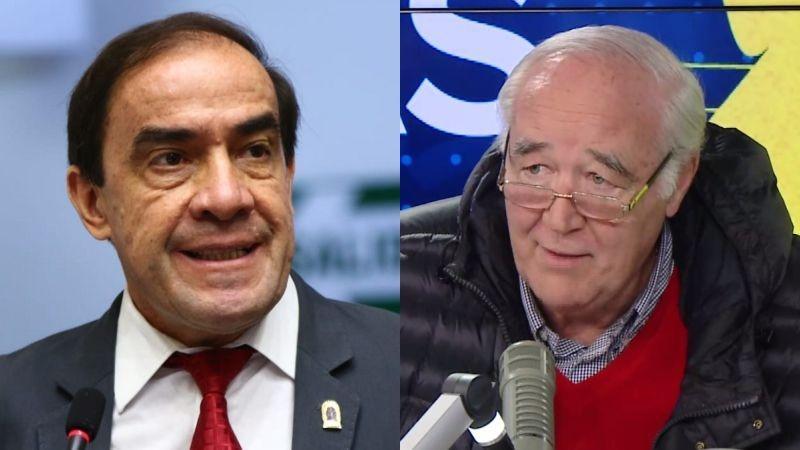 Víctor García Belaúnde estuvo esta mañana en Enfoque de los Sábados.