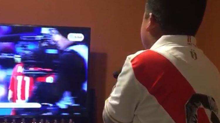Cristobal narra el pase de Perú a la final de la Copa América.