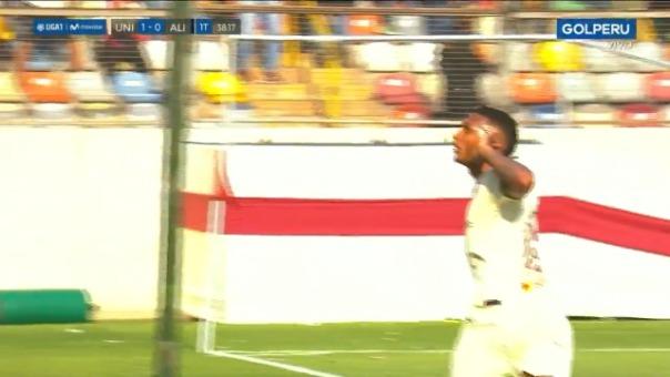 Así fue el gol de Alberto Quintero en el clásico.