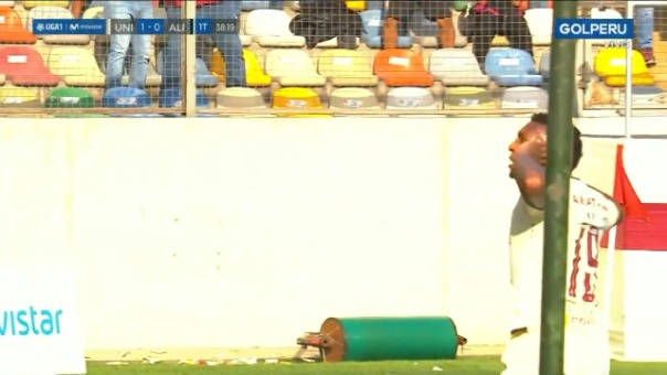 Así fue el gol de Alberto Quintero.